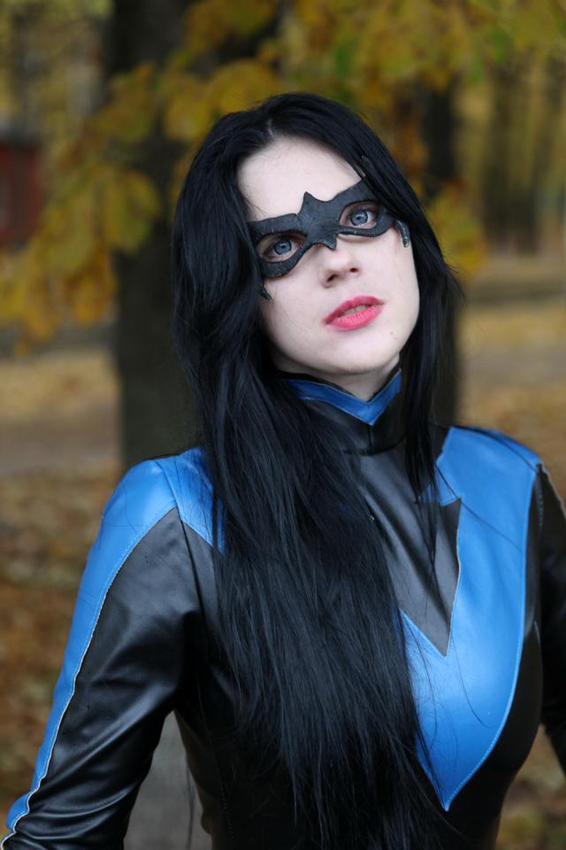 Fem! Nightwing by MayWolf23