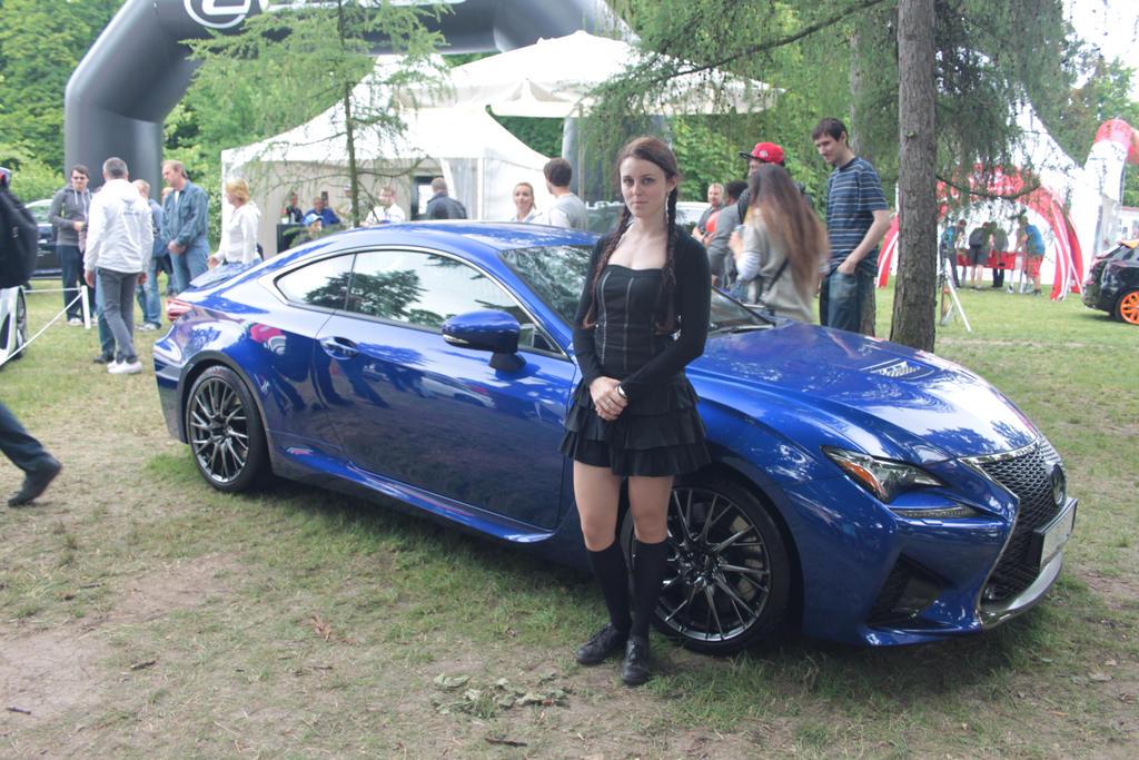 Lexus RC F by Zuzapest