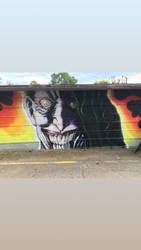 Joker in process by dustinspagnola