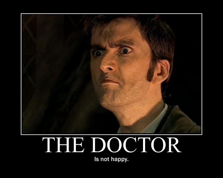 Doctor Motivational Poster by AlonDarsSister