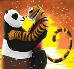 Po and Tigress-PS 2