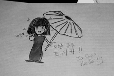 Ice Queen Hee-Sica by Shikhee-Memories