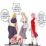 Naruto female girls dominate dbz world
