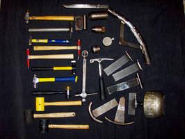 tools by LancierPilum