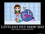 Littlest Pet Shop motivator