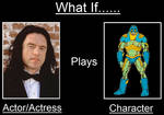 What If Tommy Wiseau Played The Anti-Monitor