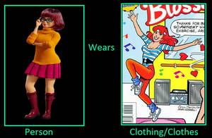 What If Velma From Scoob! Wore This Outfit