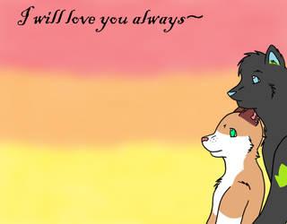 Always by FiyeroTheOmega
