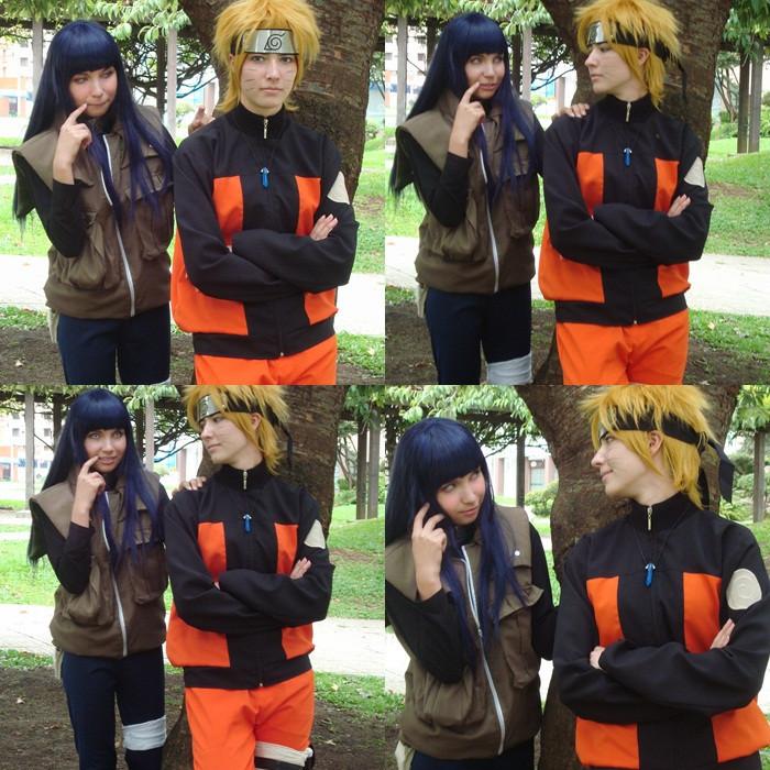 cosplay Naruto shippuden hinata