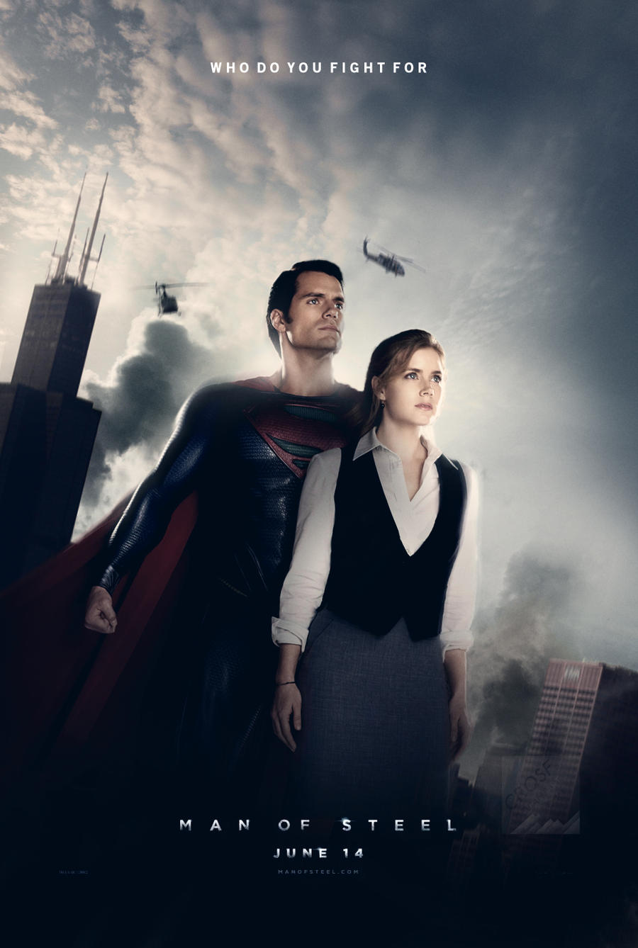 Man of Steel Posters - Page 17 | Nolan Fans Forums