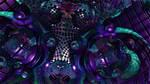 Planetarium, Liquid Metal Animation (YouTube Link) by Darkestnightmare