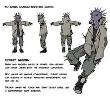 urchin turnaround