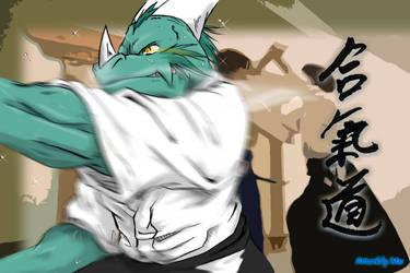 Aikido by WerewolfMax