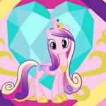 Princess Cadence Wallpaper