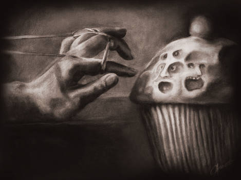 No Cupcake for You, My Friend