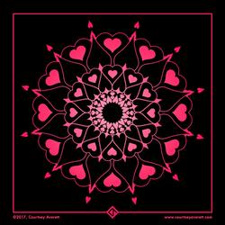Love Mandala 3