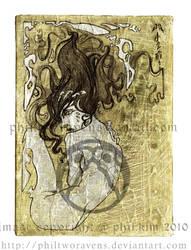 la sirena by PHILtwoRAVENS