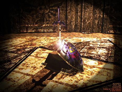 Zelda: Temple of Time Remake 2