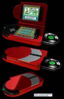 Pokedex 3D - Sinnoh, 4th Generation by robbienordgren