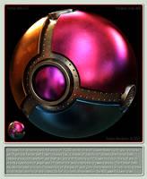 Pokemon Snap - Pester Ball 3D by robbienordgren