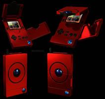 Pokedex 3D - Johto, 2nd Generation by robbienordgren