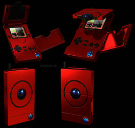 Pokedex 3D - Johto, 2nd Generation by robbienordgren