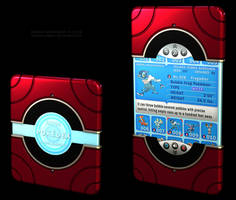Kalos Pokedex 3D, Pokemon X Y, 6th Generation by robbienordgren
