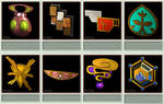 Pokemon Gym Badges 3D - Kalos League