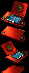 Kanto Pokedex 3D, 3rd Generation by robbienordgren