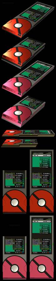 Unova Pokedex 3D, 5th Generation