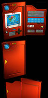 Kanto Pokedex 3D, 1st Generation