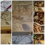Wang Dang Doodle, a box for a friend