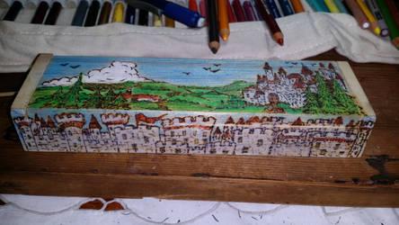 Medieval Pencil Box