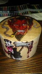Coop Stash Box