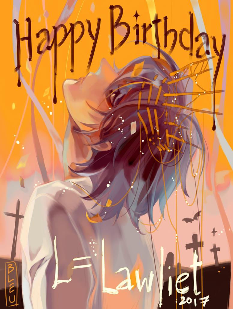 Happy Birthday, Halloween Child by Charlotte-Exotique on DeviantArt