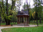 Gazebo in the Lower Park