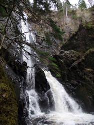 Plodda Falls 02 by DanaVarahi