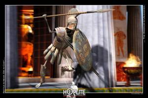 The Hoplite Unleashed by LaHorde