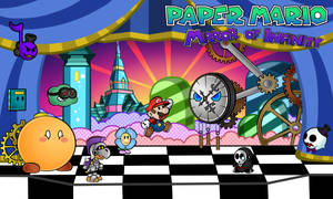 Paper Mario: Mirror of Infinity: Chapter 3 by Renleixue