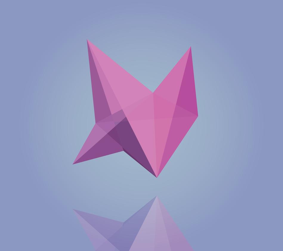 Purple Geode by Spoldier