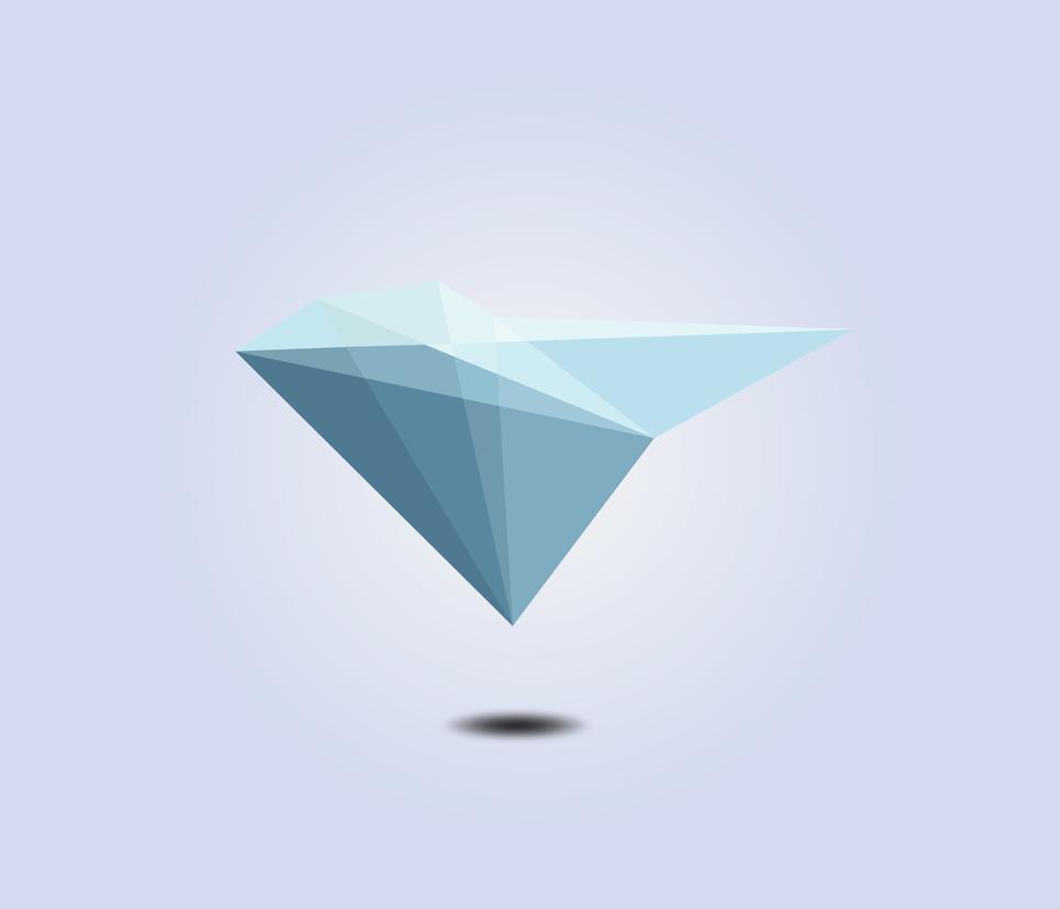 Ice Diamond by Spoldier