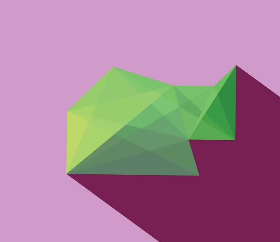 Emerald Geode by Spoldier