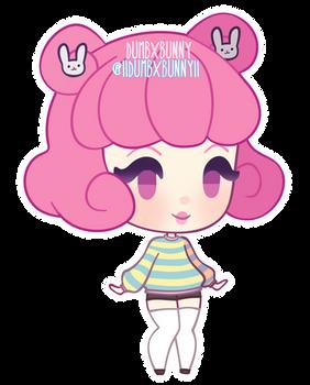 Mini Chibi - Bonny