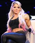Alexa Bliss Muscle Morph