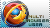 Multi browser user by DS-DNA