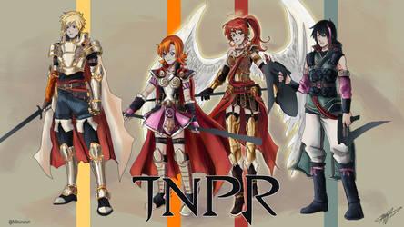 RPG JNPR by Mikururun