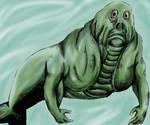 Piscanthropus submarinus