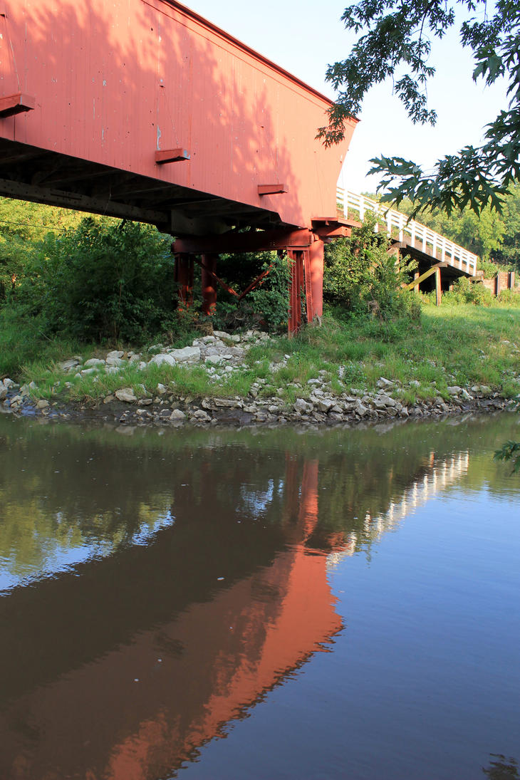 The Roseman Bridge by OrioNebula