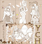 [CLOSED] YCH Auction Easter Special + background by Netheryel