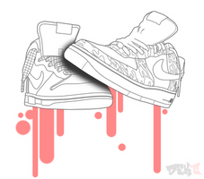 Nike Fist-Fight by dfkt